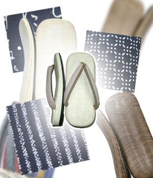 鼻緒だけでなく、台まで選んであなただけのオリジナル雪駄や草履を作ることが出来ます。 : 雪駄,通販,草履,下駄,にしかつ - 和柄 高級和装 着物にぴったり、男女兼用